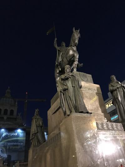2018年2月 初の欧州にチェコ1人旅③