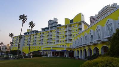 和歌山観光(31) 和歌山マリーナシティ ホテル 早朝散歩編 下巻。