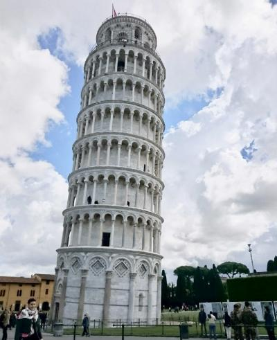 イタリア7日間自由旅行! 4日目