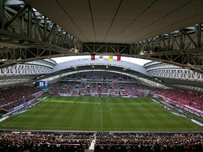 2018年 3月 兵庫県 ノエビアスタジアム神戸 ヴィッセル神戸 vs セレッソ大阪