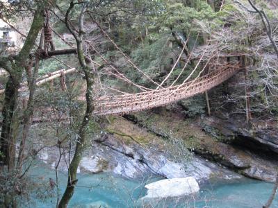 四国・山陽旅行 1 (徳島と香川観光)