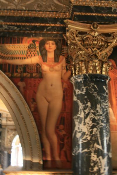 オーストリア ウィーン 美術史美術館、ヴォティーフ教会などリンク周辺