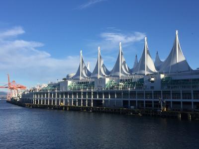 カナダ バンクーバー夫婦旅