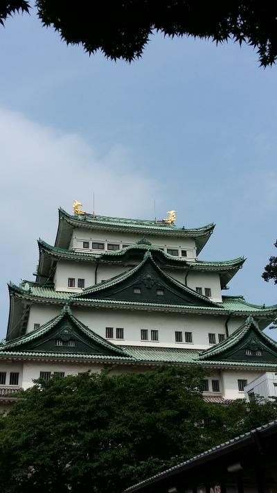 三重からの名古屋旅行(ついでにドリームハイロケ地巡り)