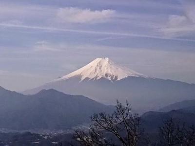 「高川山」登山と、「元宿坊」での日帰り入浴