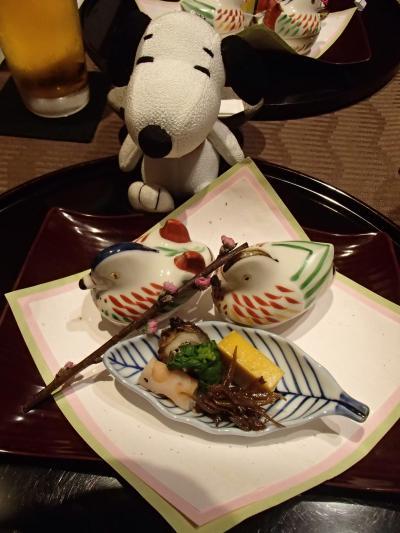 吉兆の流れをくむ日本料理『湯木 新店』で打ち上げ会にお呼ばれしました~!