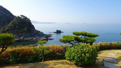 和歌山観光(33) 番所庭園の観光 上巻。