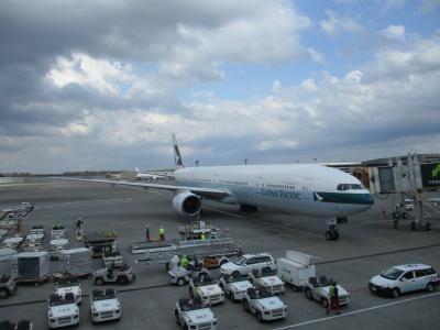 Flight CX451