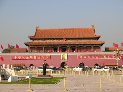 北京空港乗り継ぎ観光