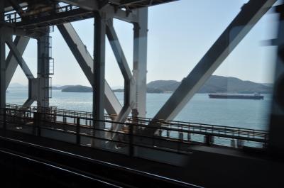 青春18切符で阿波・徳島を訪ねるおじさんの一人旅・・・往路編