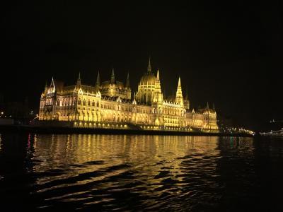 クロワジ・ヨーロッパで行くドナウ川クルーズ5日間(2)~ブダペスト