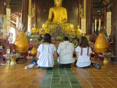2018年最初のチェンマイ訪問記--Wat・Wat・Watの旅 その3