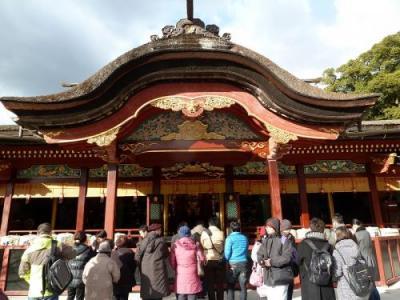 九州~大宰府天満宮お詣りしました。