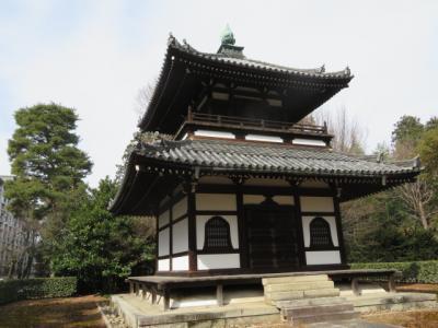京都の相国寺・御霊神社の周辺を歩く