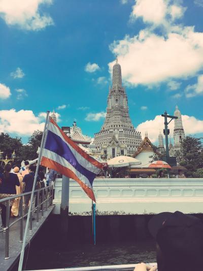 久しぶりのバンコク 初めての2泊4日一人旅