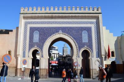【モロッコ・フェズ】路地と混沌の旧市街をさまよって!ヨーロッパ&モロッコへ新年旅/5
