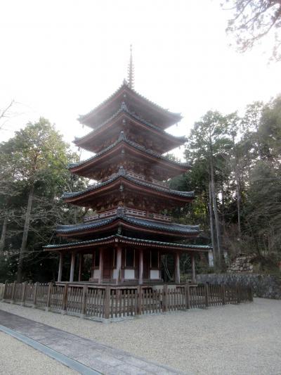 むかしからあるホテルに泊まる旅 第5弾奈良ホテルと国宝海住山寺五重塔