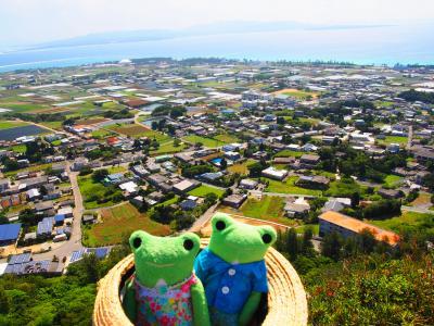 うりずんの沖縄へ2週間の1人旅 3