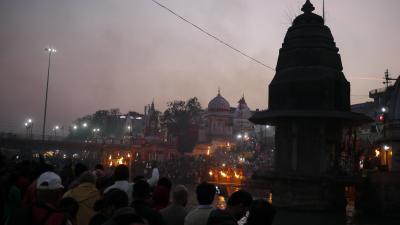 ヒンドゥーの聖地ハリドワール 2018