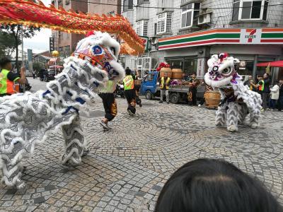 台北発三峽老街から鴬歌へ
