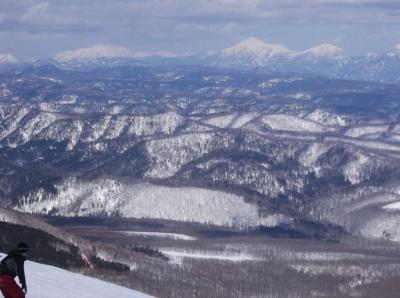 おじさんたちの北海道スキー1 サホロ