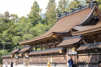 熊野本宮大社に行く