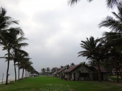 No32 ベトナム ホイアン パームガーデンビーチリゾート&スパに泊まる。