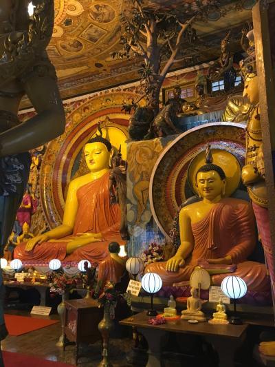 南アジア縦横断の旅(1)Sli Lanka《KLからコロンボIN。コロンボ滞在3日間。市内観光とインドビザ申請。》