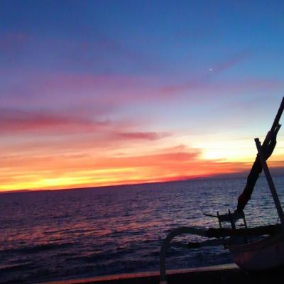 ロンボク島。