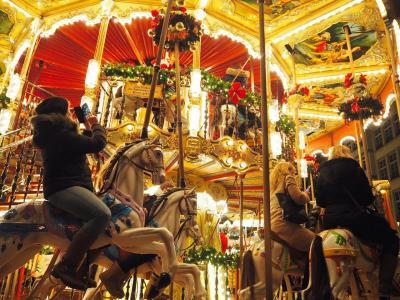 冬のドイツでクリスマスマーケット巡り~女2人でもクリスマスを十分満喫できる~
