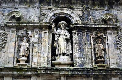 星降る野原に聖ヤコブ.☆彡  祈り通じて結局飲み倒す* 巡礼者の街☆* 「サンティアゴ・デ・コンポステーラ」