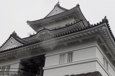 小田原城 銅門一般公開いよいよ3月31日まで! なんと橋の架け替え費用一億円びっくり! 天守閣までその①