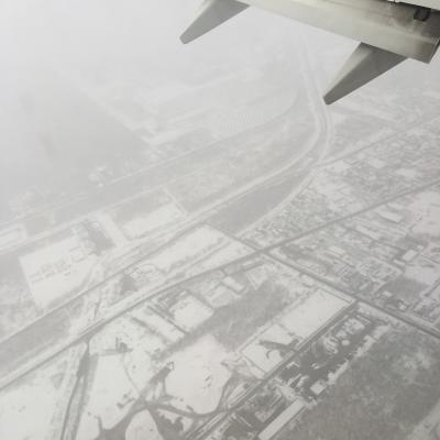 吹雪から始まる道東の旅1日目