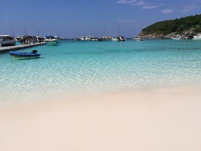 タイ・マレーシアの島巡り4週間の旅☆ラヤ島&コーラル島