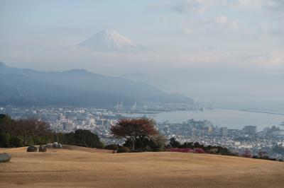 2018 日本平ホテルから見る富士山