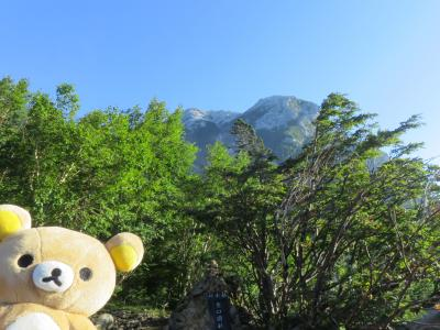 甲斐駒ケ岳 仙丈ヶ岳 行ってクマす。北沢峠~・駒津峰