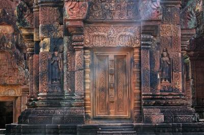 アジアの宝②ーバンテアイスレイ、クバールスピアン、ベンメリア寺院編