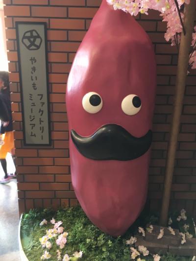 楽しい工場見学(やきいも、納豆、明太子)と茨城県オリジナル品種「いばらキッス」食べ放題の旅