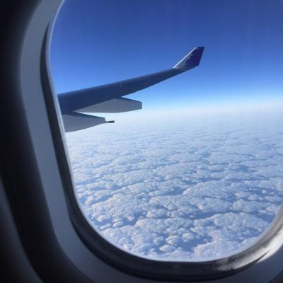 ハワイアン航空で行く!3泊5日ハワイ☆1day