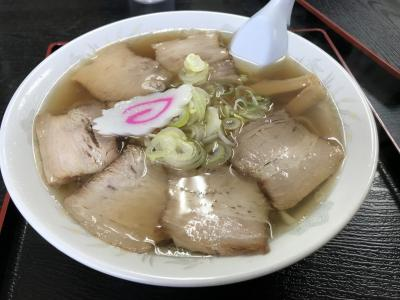 【2018・3】 春旅 会津・喜多方巡り   会津ラーメンばんげや・よどや