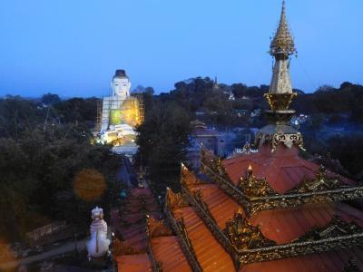 ミャンマー自転車旅その2-ピエのシュエサンドーパヤー