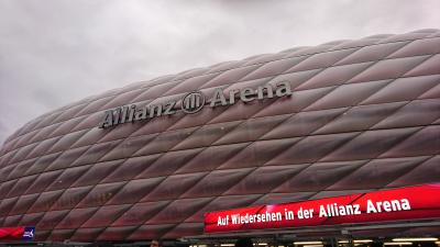 Munchen 5泊7日の1人旅【BMW博物館・Allianz Arena編】