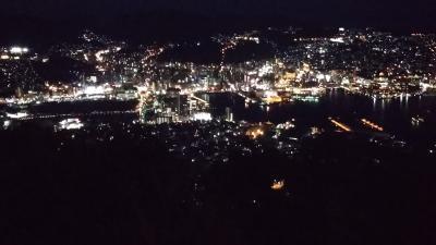 長崎稲佐山に歩いて登る2018