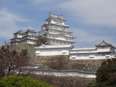青春18きっぷで行く姫路城