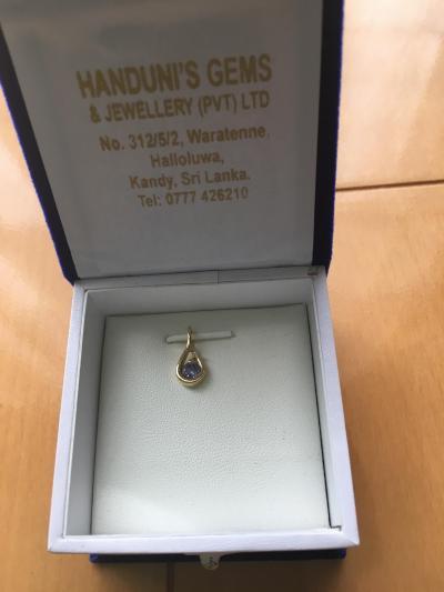 おばさん女子旅 IN スリランカ 宝石を買う