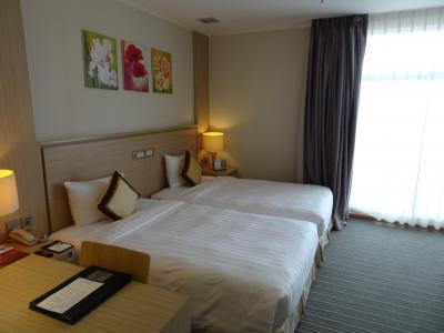 【宿泊】SUPER HOTEL CANDLE