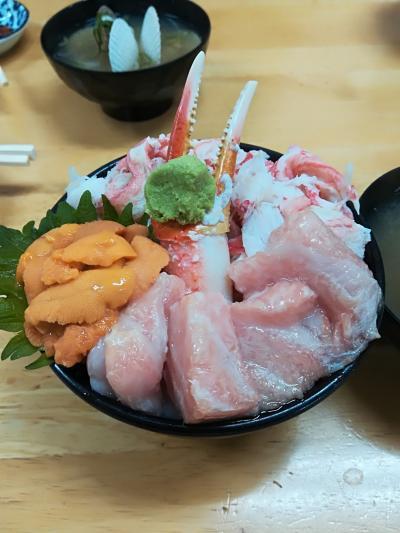 札幌&小樽ひたすら食べ歩き旅