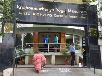 南インドのヨガ聖地を訪ねる旅 8日間