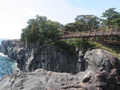 初めての伊東温泉への旅⑪城ヶ崎海岸・・・その2 城ヶ崎海岸より海洋公園迄のピクニカルコースを歩く