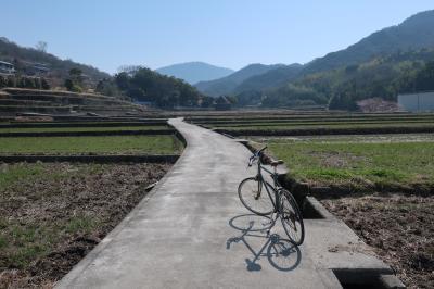 my 時々 サイクリングコース 小豆島